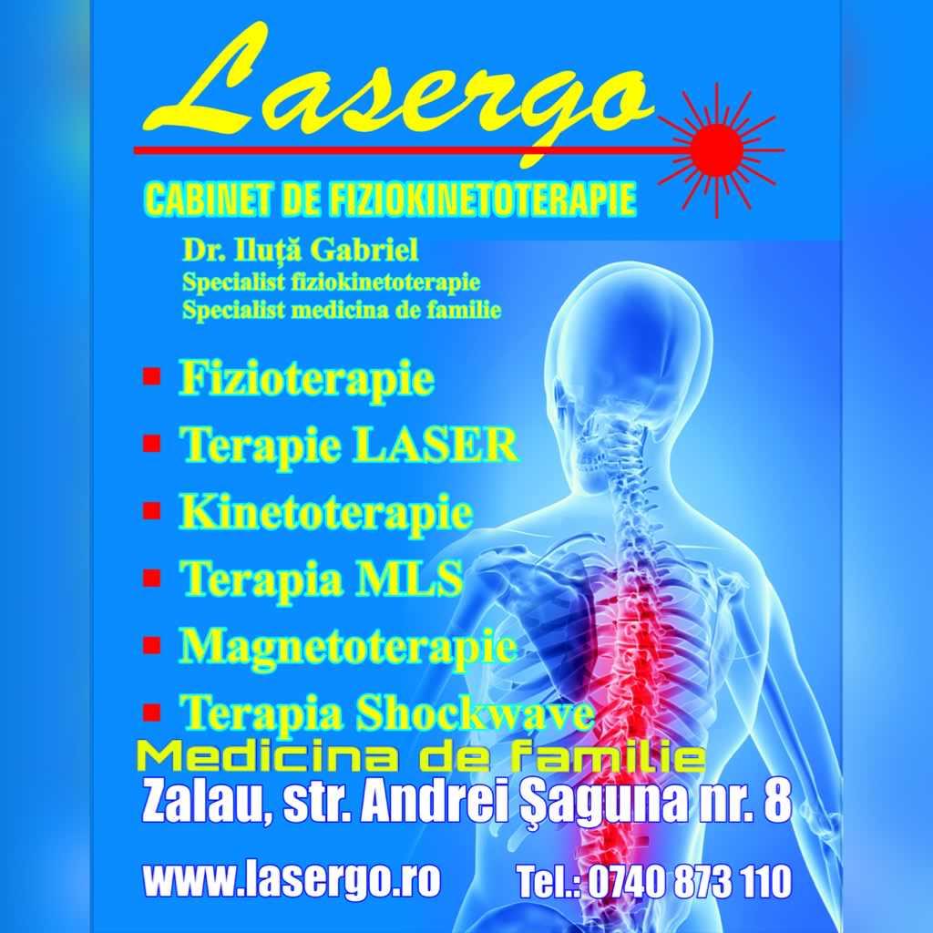 Centrul Medical Lasergo Med Zalau     -           Medicina de Familie si Fiziokinetoterapie