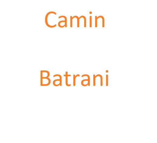 Camin Batrani